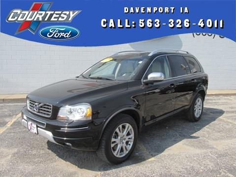 2013 Volvo XC90 for sale in Davenport, IA