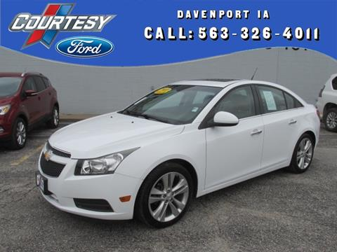 2011 Chevrolet Cruze for sale in Davenport, IA