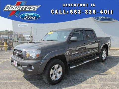 2011 Toyota Tacoma for sale in Davenport, IA