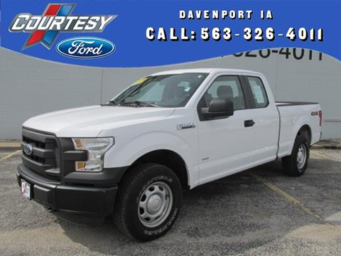 2015 Ford F-150 for sale in Davenport IA