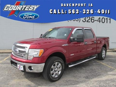 2014 Ford F-150 for sale in Davenport, IA