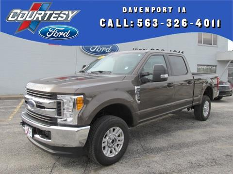 2017 Ford F-250 Super Duty for sale in Davenport, IA