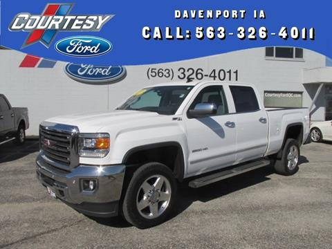 2015 GMC Sierra 2500HD for sale in Davenport, IA