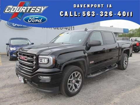2017 GMC Sierra 1500 for sale in Davenport IA