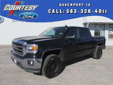 2015 GMC Sierra 1500 for sale in Davenport IA