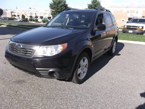 2010 Subaru Forester for sale at Bromax Auto Sales in South River NJ