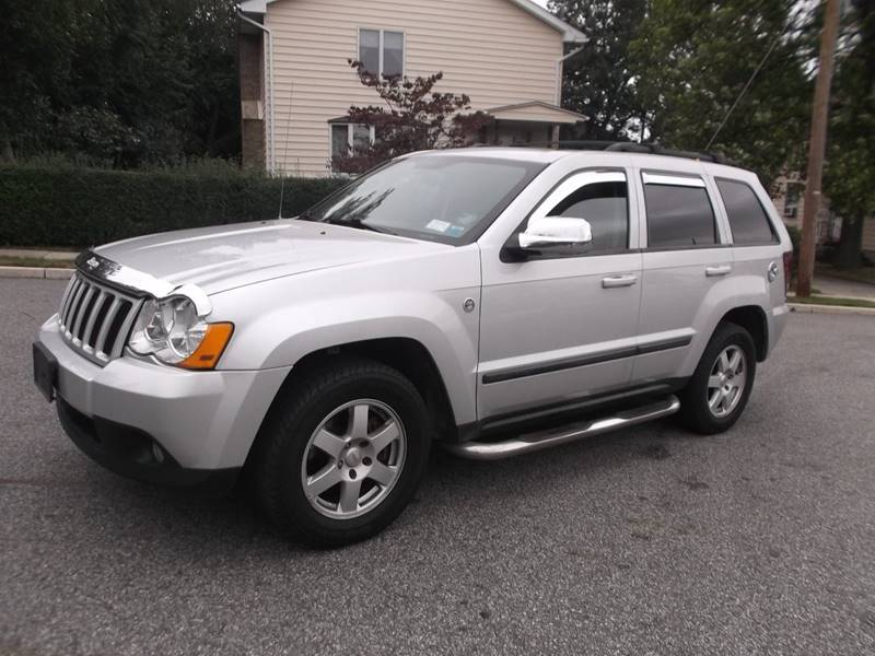 2009 Jeep Grand Cherokee For Sale At Bromax Auto Sales In South River NJ