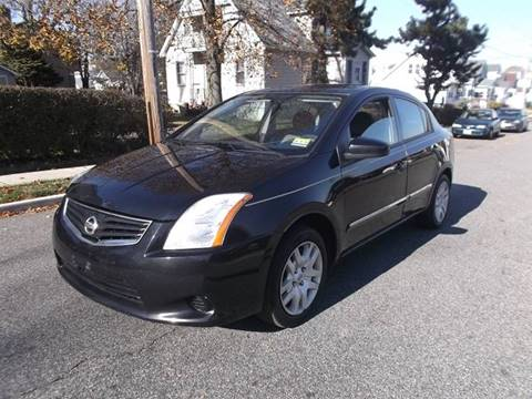 2011 Nissan Sentra for sale at Bromax Auto Sales in South River NJ