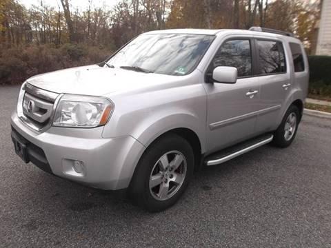 2011 Honda Pilot for sale at Bromax Auto Sales in South River NJ