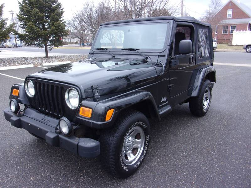 2003 Jeep Wrangler For Sale At Bromax Auto Sales In South River NJ