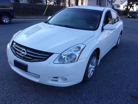 2011 Nissan Altima for sale at Bromax Auto Sales in South River NJ