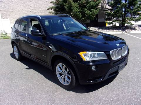 2012 BMW X3 for sale at Bromax Auto Sales in South River NJ