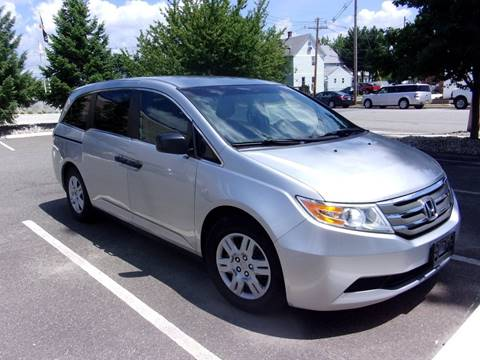 2011 Honda Odyssey for sale at Bromax Auto Sales in South River NJ