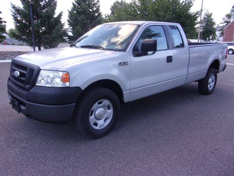 2007 Ford F-150 for sale at Bromax Auto Sales in South River NJ