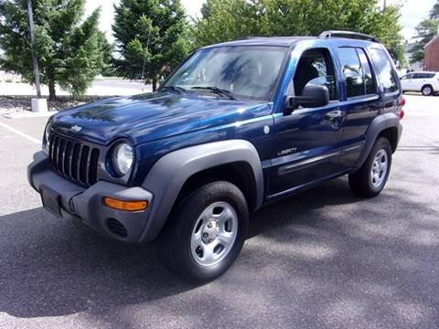 2004 Jeep Liberty for sale at Bromax Auto Sales in South River NJ