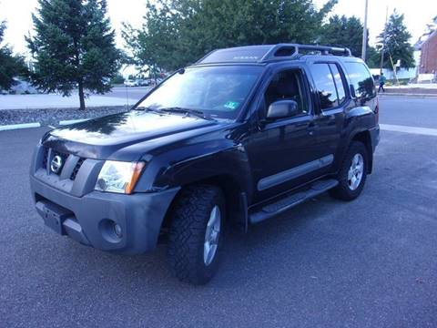 2005 Nissan Xterra for sale at Bromax Auto Sales in South River NJ