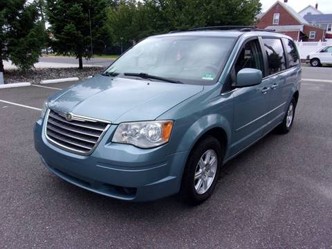 2008 Chrysler Town and Country for sale at Bromax Auto Sales in South River NJ