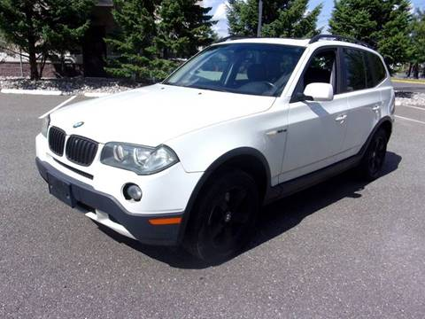 2007 BMW X3 for sale at Bromax Auto Sales in South River NJ
