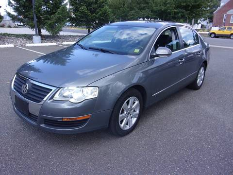 2006 Volkswagen Passat for sale at Bromax Auto Sales in South River NJ