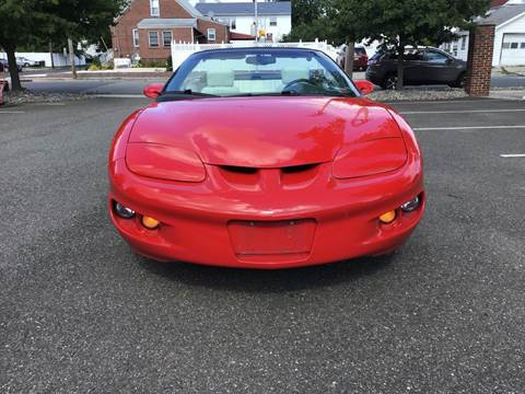 1998 Pontiac Firebird for sale in South River, NJ