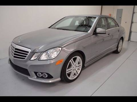 2010 Mercedes-Benz E-Class for sale in Arden, NC
