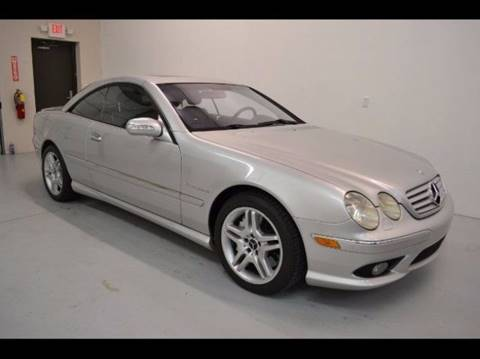 2004 Mercedes-Benz CL-Class for sale in Arden NC