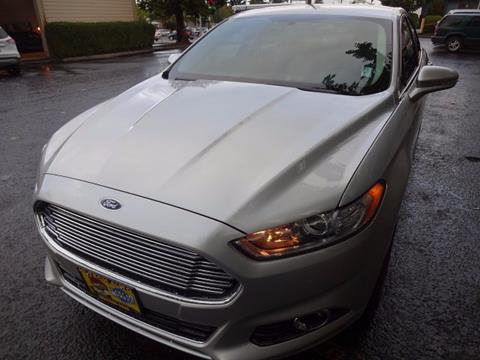 2016 Ford Fusion for sale in Portland, OR