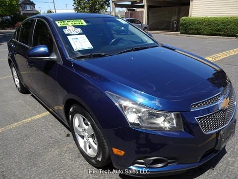 2011 Chevrolet Cruze for sale in Portland, OR