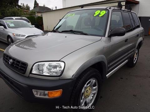 1999 Toyota RAV4 for sale in Portland, OR