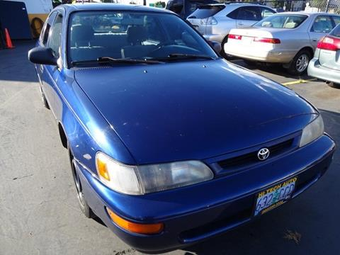 1997 Toyota Corolla for sale in Portland, OR