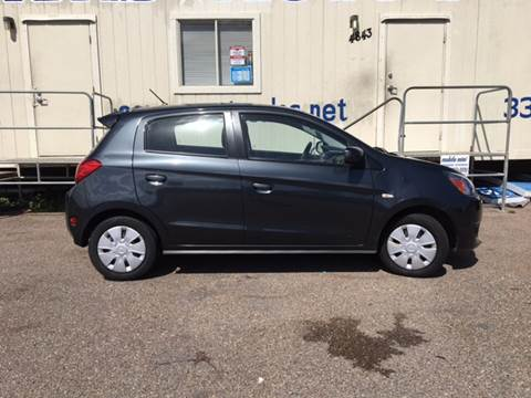 2015 Mitsubishi Mirage for sale in Corpus Christi, TX
