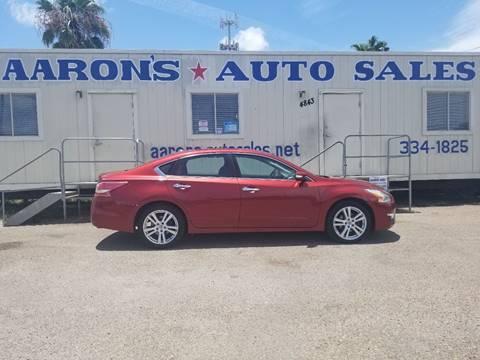 2013 Nissan Altima For Sale In Corpus Christi, TX