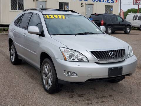 2009 Lexus RX 350 for sale at Aaron's Auto Sales in Corpus Christi TX
