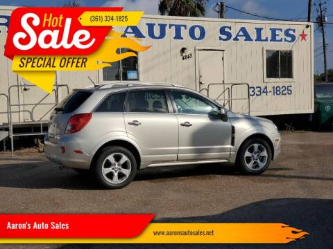 2014 Chevrolet Captiva Sport for sale at Aaron's Auto Sales in Corpus Christi TX