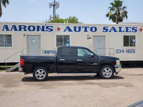 2013 Chevrolet Silverado 1500 for sale at Aaron's Auto Sales in Corpus Christi TX