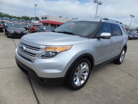 2012 Ford Explorer for sale in Laurel, MS