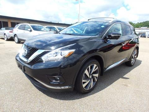 2015 Nissan Murano for sale in Laurel, MS