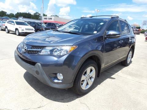 2013 Toyota RAV4 for sale in Laurel, MS