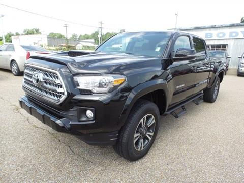 2017 Toyota Tacoma for sale in Laurel, MS
