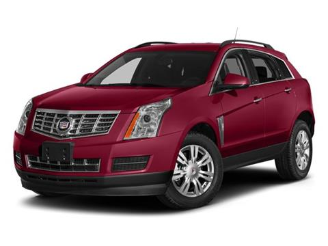 2013 Cadillac SRX for sale in Laurel, MS