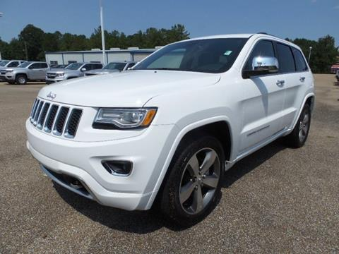 2015 Jeep Grand Cherokee for sale in Laurel, MS