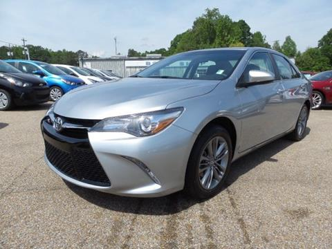 2017 Toyota Camry for sale in Laurel, MS