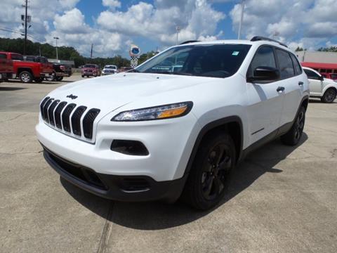 2017 Jeep Cherokee for sale in Laurel, MS