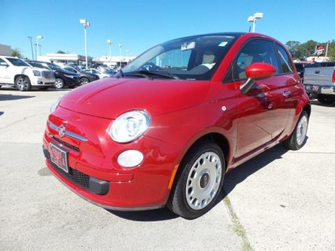 2013 FIAT 500 for sale in Laurel, MS