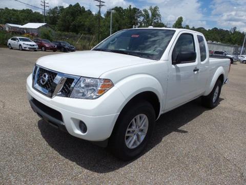2017 Nissan Frontier for sale in Laurel, MS