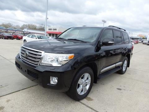 2013 Toyota Land Cruiser for sale in Laurel, MS