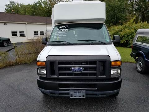 2012 Ford E-350 for sale in Lebanon, PA
