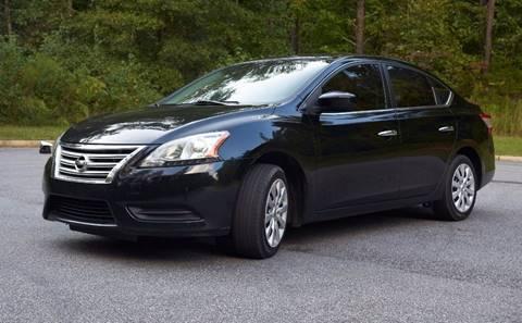 2013 Nissan Sentra for sale in Fairburn, GA