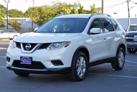 2014 Nissan Rogue for sale in Sacramento, CA