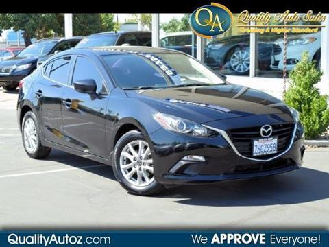 2014 Mazda MAZDA3 for sale in Sacramento, CA